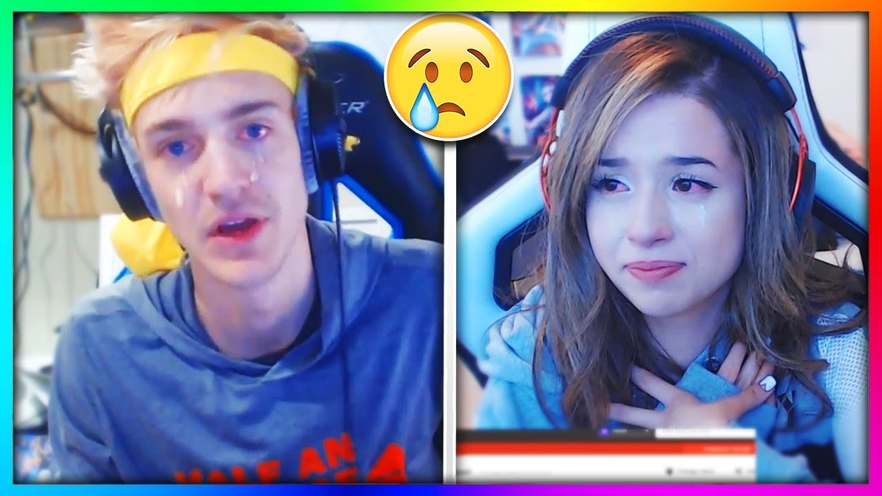5 Fortnite YouTubers Who CRIED on Camera! 😢(Ninja, Myth, Pokimane)