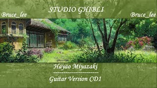 Studio Ghibli Guitar Version CD1