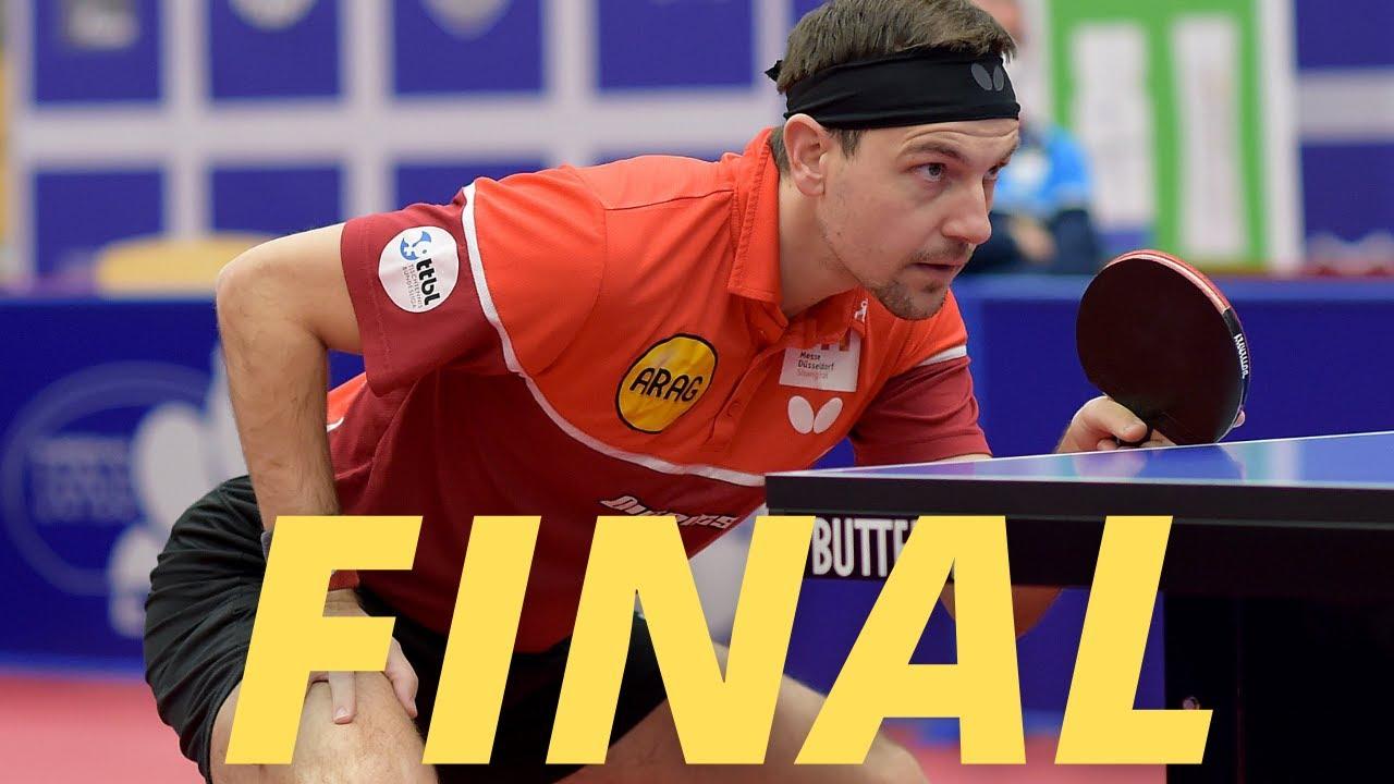 Download FULL MATCH | Timo Boll vs Shang Kun | FINAL | Champions League 2020/2021