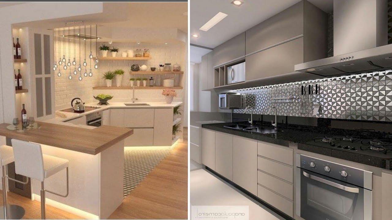 Top 11 small modular kitchen design ideas 11 (Decor Puzzle)