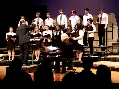 """Jar of Hearts"" - Chamber Choir"