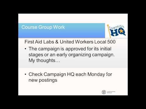 Building Effective Unions October 24, 2013