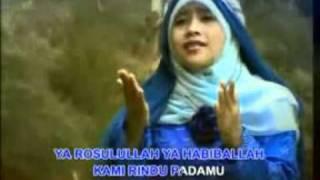 Wafiq Azizah-YA ROSULULLOH YA HABIBALLAH.mpg