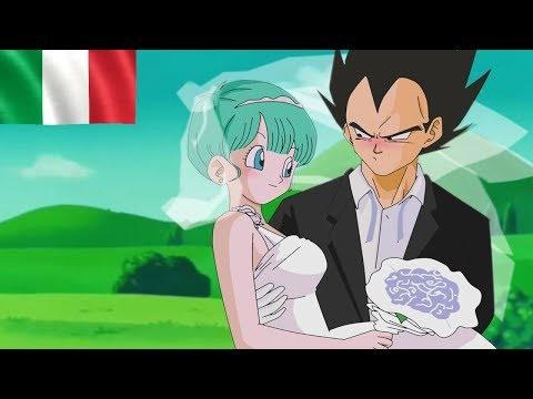ZeroMic - Vegeta And Bulma's Wedding (DBZ Parody) [ITA]