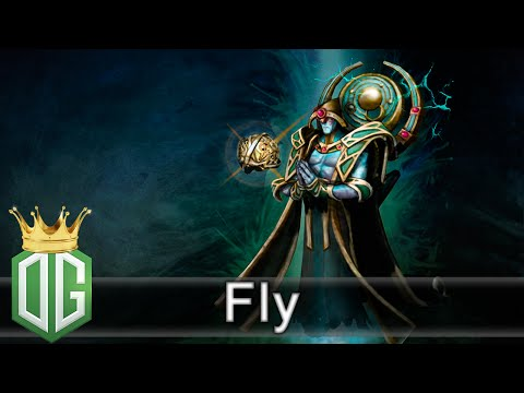 OG.Fly Oracle Gameplay - Ranked Match - OG Dota 2