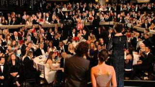 Annette Bening Wins Best Actress Motion Picture Comedy or Musical - Golden Globes 2011