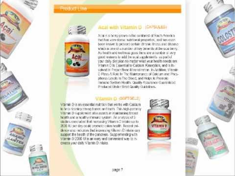 Supplement Manufacturer | Vitamin Manufacturer | Supplements