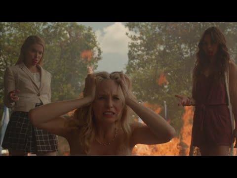 The Vampire Diaries: 7x01 - The Heretics attack Mystic Falls [HD]