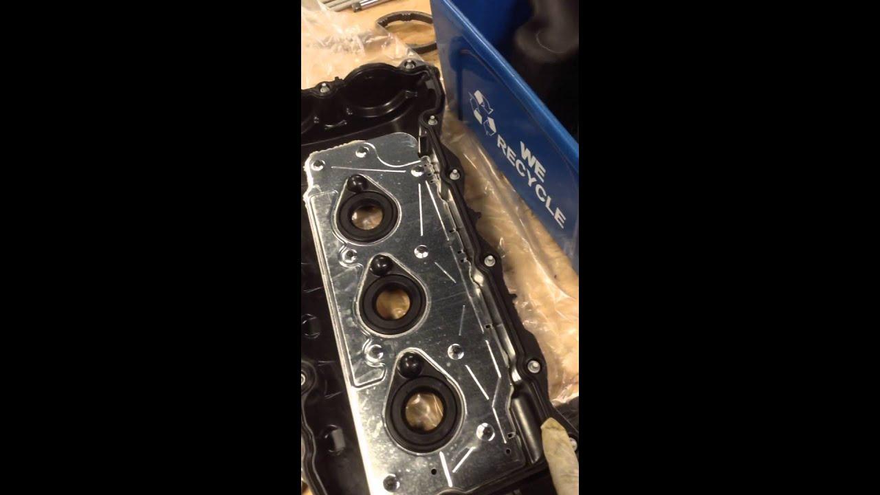 Gmc Acadia Oil Burning Pcv Youtube Gm 3 6 Vvt Engine Problems
