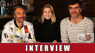 5 Zimmer, Küche, Sarg - Interview Jemaine Clement  | Taika Waititi