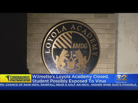 Wilmette's Loyola Academy Cancels Classes Amid Coronavirus Concerns