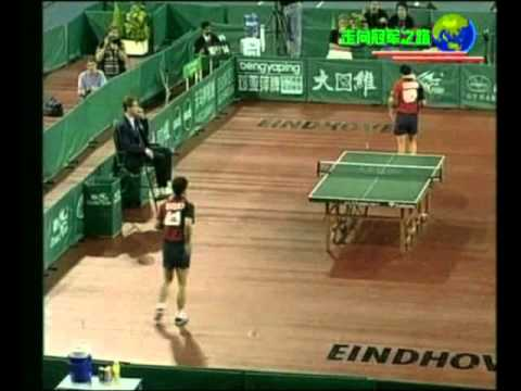 Excellent World Champions Teach You How To Play Table Tennis
