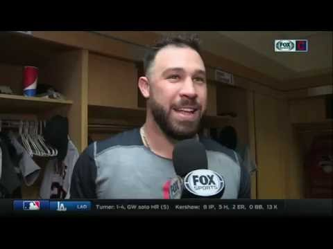 Indians' Jason Kipnis jokes that Corey Kluber's outings are boring