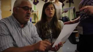 Jerusalem Peacebuilders Visits IRIS Integrated Refugee Immigration Services