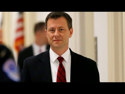 FBI agent Peter Strzok appears before Congress