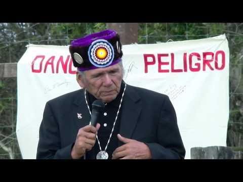 NVTV - Dennis Banks (Ojibwe) & Louise J. Miranda Ramirez (Ohlone Tribal Chairwoman)