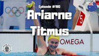 Ariarne Titmus on her love for swimming, respect for Ledecky, & trust in Coach Dean Boxall
