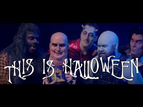 This Is Halloween | The Nightmare Before Christmas | VoicePlay A Cappella
