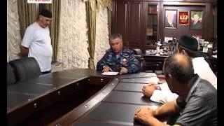 Пьяный угонщик задержан сотрудниками ДПС в Грозном