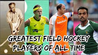 Famous Field Hockey Players From Australia