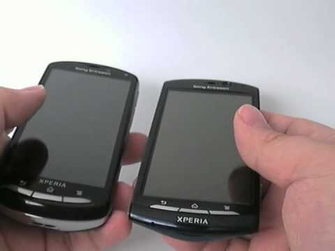Sony Ericsson Xperia neo - first look