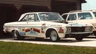 Moby through the years - 1964 Plymouth Sport Fury
