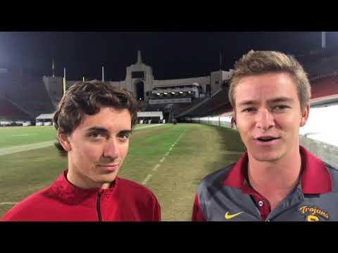 UCLA-USC Post Game Recap