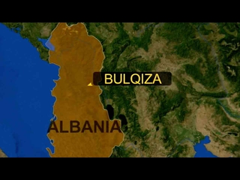 Albania mine explosion: Seven injured, three Chinese miners remain trapped