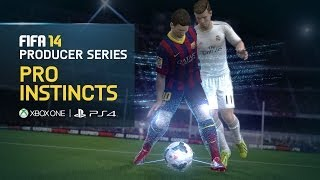 FIFA 14 - PS4, Xbox One - Pro Instincts - Producer Series
