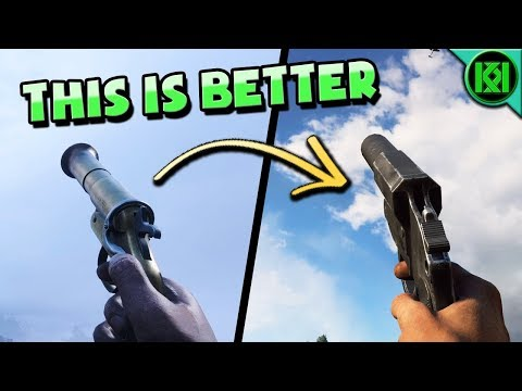 5 things BFV does BETTER! / (Battlefield 5/BF5)