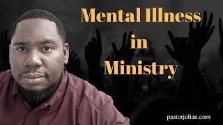 Pastor Jarrid Wilson   Suicide and Mental Illness in Ministry   Pastor Julian