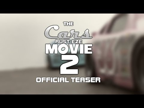 The Cars 3 Rust-eze Mini Movie 2 Official Teaser