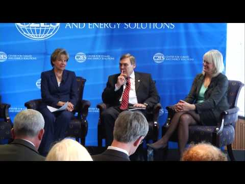 Carbon Pricing & Clean Power: A Solutions Forum, Panel 1