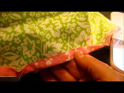 Adding Decorative Hem Facing - Decorative Edge - Tutorial thumbnail