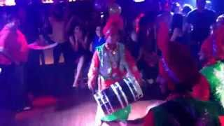 Dholi's Got Talent 2014 Malaysia (Dhol Riderz) - Final Group Category with Track