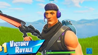 This SKIN from Fortnite will always make you WIN!!