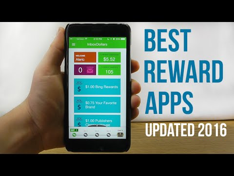 Best Apps to Earn Rewards on your iPhone in 2016 (Updated Li