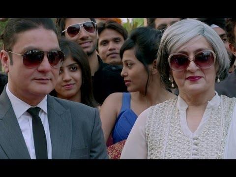 Nikhil Pandey arrives in a grand procession - Bajatey Raho