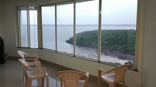 Sea view 2bhk for sale in Goa Rs.54lakhs