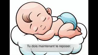 Berceuse pour un nouveau-né, Hélène Vachon, Berceuses douces berceuses, avec paroles.