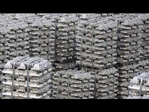 Silver Update 5/7/13 Silver Stockpile