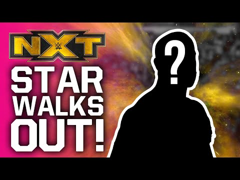 WWE NXT Superstar Reportedly Walks Out Over Dispute