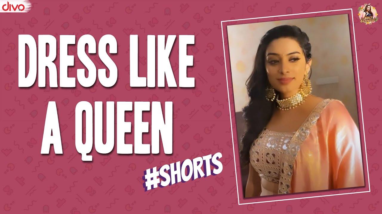 Dress Like a Queen #shorts