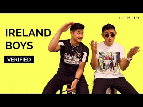 "Ireland Boys ""POPPIN'"" Official Lyrics & Meaning"