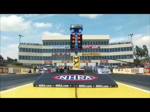 BEST of the 2016 NHRA WILD RIDES