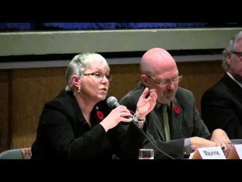 Q&A at Crime bill event - Part 2