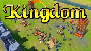 Kingdom - Medieval Siege Battle Simulator! - Let's Play Kingdom Gameplay