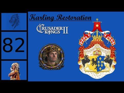 CK2 Plus - Emperor Raymond Karling #82 - Sex Addict