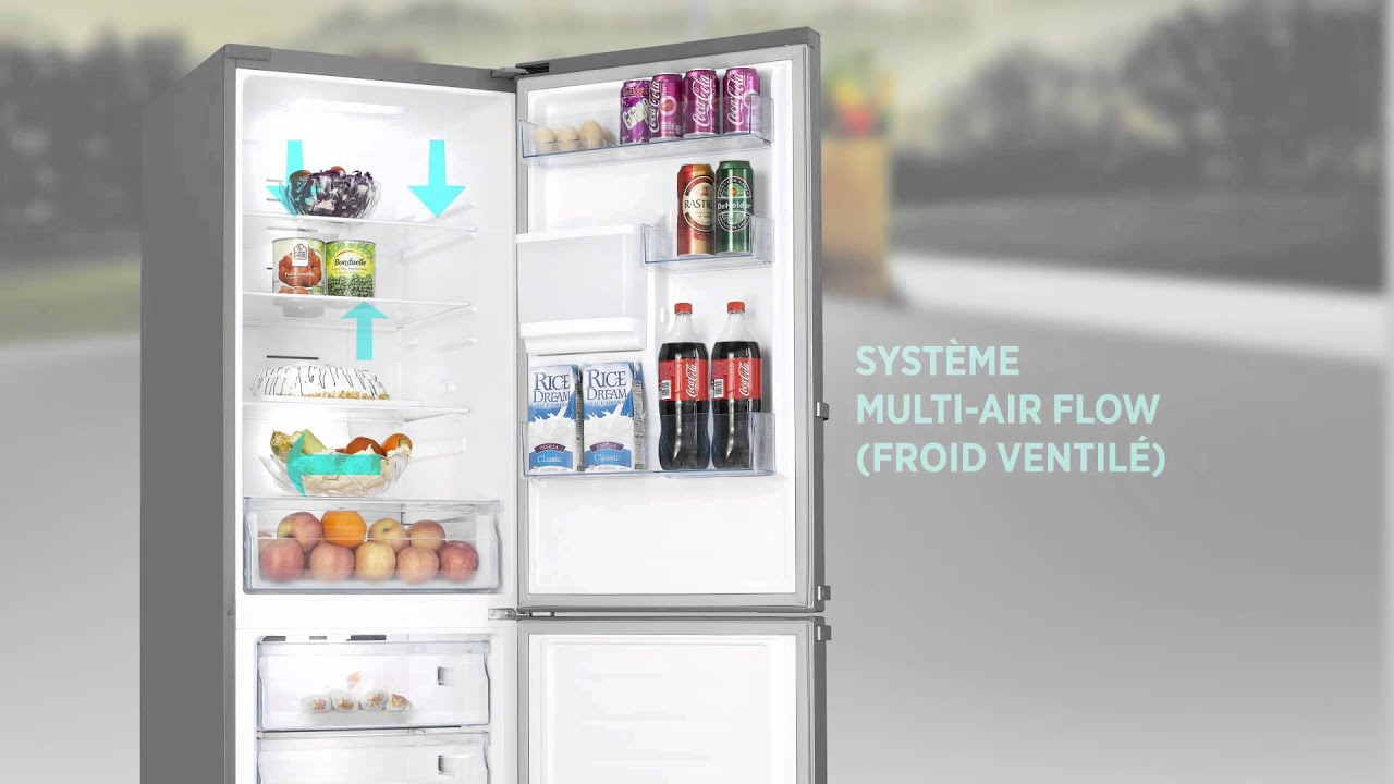 Hisense frigo - YouTube