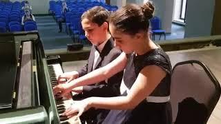 Фрагмент концерта Дети - детям